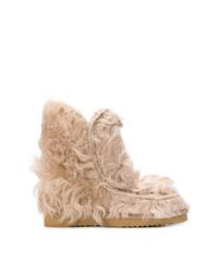 Mou Shearling Eskimo Boots
