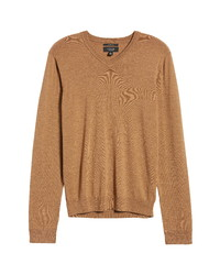 Nordstrom Men's Shop Merino V Neck Sweater
