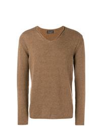 Roberto Collina V Neck Sweater