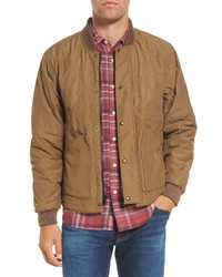 Filson Quilted Pack Water Resistant Jacket