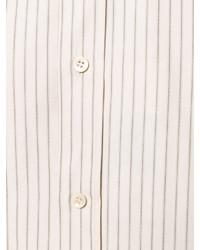 Maison Margiela Classic Pinstripe Shirt