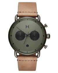 MVMT Blacktop Chronograph Watch