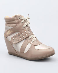 Junia studded wedge sneaker medium 12786