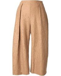 No.21 No21 Floral Lace Trousers