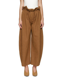 Stella McCartney Tan Benni Trousers