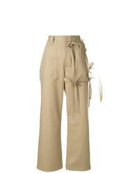 MM6 MAISON MARGIELA Tied Cargo Trousers