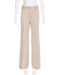 Gucci Wool Wide Leg Pants