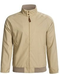 Tan Windbreaker