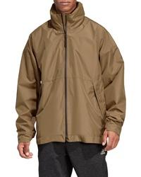 adidas Urban Climaproof Waterproof Hooded Jacket