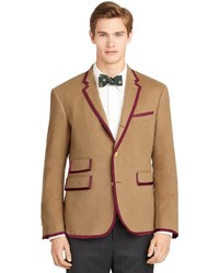 Tom Ford Oconnor Base Solid Jacket Camel | Where to buy & how to wear