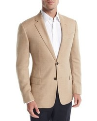 Hopsack wool sport coat medium 4985754