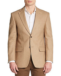 Regular fit solid wool sportcoat medium 123906