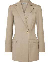 Anna Quan Sienna Wool And Cashmere Blend Blazer