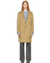 Acne Studios Beige Chad Coat