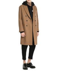 Ami Wool Coat