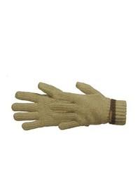Tan Wool Gloves