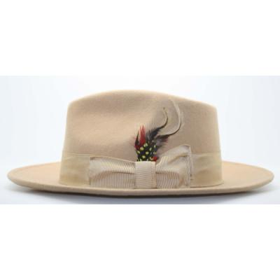 a3d98334311 Ferrecci Tan Fedora Hat Where To How Wear