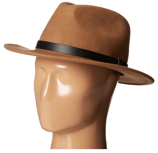 ... Tan Wool Hats Brixton Messer Fedora Fedora Hats ... 33f9b8c6cb2