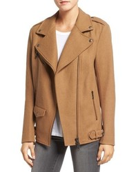 Rebecca Minkoff Brando Notch Collar Jacket