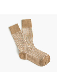 J.Crew Anonymous Ismtm Wool Herringbone Crew Socks