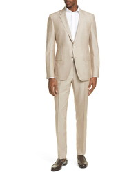 Ermenegildo Zegna Classic Fit Silk Wool Suit