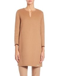 Tan Wool Tunic