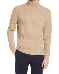 Suitsupply Rib Turtleneck Sweater
