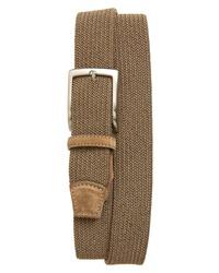 Torino Belts Torino Woven Stretch Belt