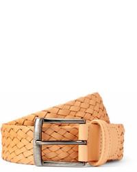 Andersons 35cm beige leather belt medium 6978022