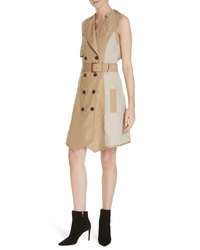 Derek Lam 10 Crosby Trench Dress