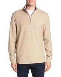 Reverse oxford quarter zip pullover medium 8648498