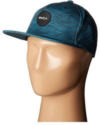 RVCA Hi Tide Snapback Caps