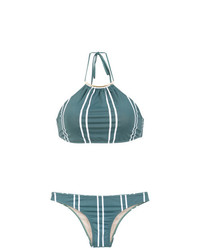 BRIGITTE Striped Bikini Set