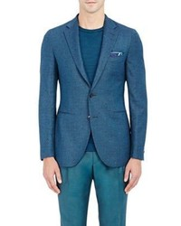 Donegal effect two button sportcoat medium 852149