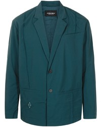 A-Cold-Wall* Rhombus Single Breasted Badge Blazer