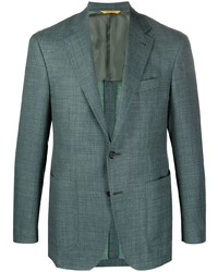 Canali Tailored Woven Blazer