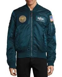 Slim fit bomber jacket medium 3755618