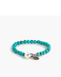 J.Crew Mikiatm Bead Bracelet
