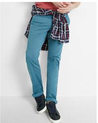 Express Slim Fit Chino Pant
