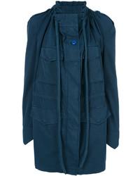 MM6 MAISON MARGIELA Draped Coat