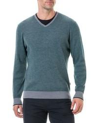 Rodd & Gunn Clark Valley Wool Sweater