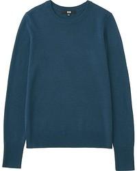 Uniqlo Extra Fine Merino Crewneck Sweater