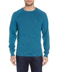 Cutter & Buck Lakemon Mix Crewneck Sweater