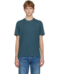 Tom Ford Blue Jersey T Shirt