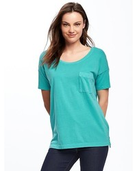Old Navy Boyfriend Pocket Tee For