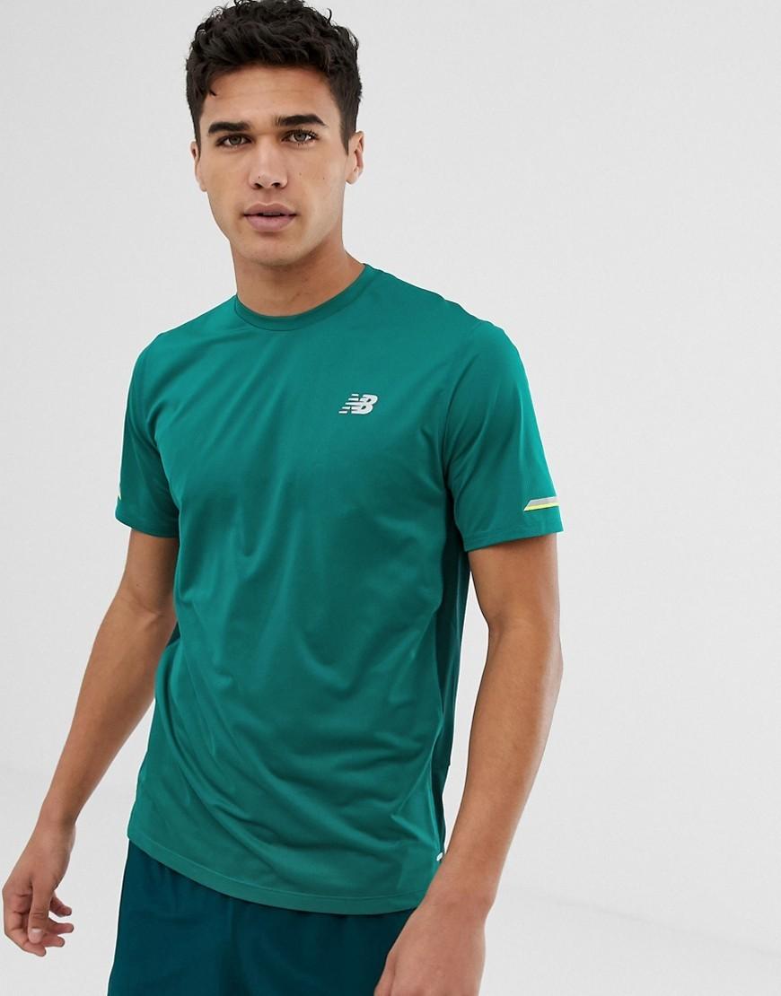 New Balance Running Ice 20 T Shirt In
