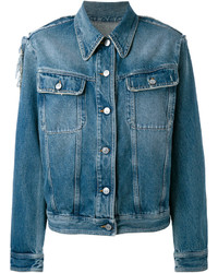 MM6 MAISON MARGIELA Classic Denim Jacket