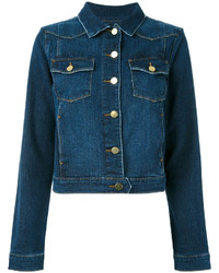 Frame Denim Classic Denim Jacket