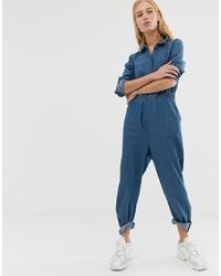 Noisy May Denim Boiler Suit