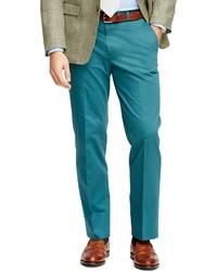 Fitzgerald fit plain front cotton dress trousers medium 153350